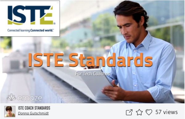 Coaching ISTE Standards