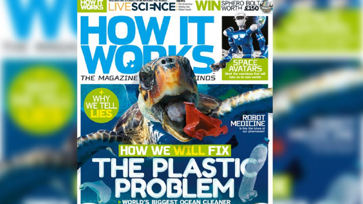 How it Works Magazine – Free Issue
